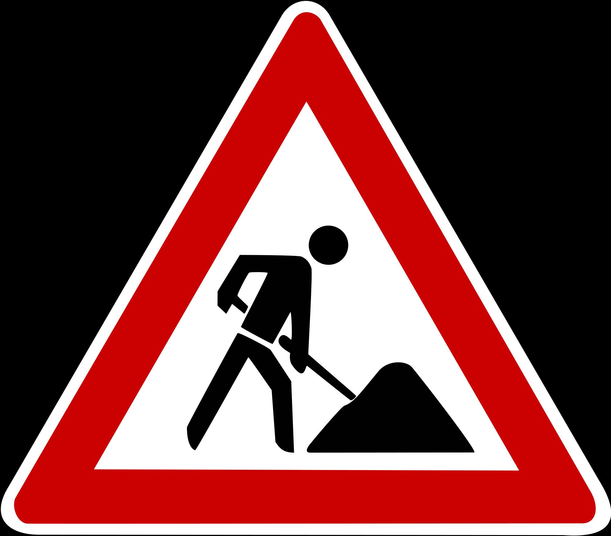 Bauarbeiten_Schild